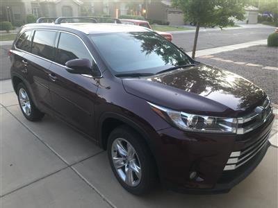 2018 Toyota Highlander lease in Phoenix,AZ - Swapalease.com