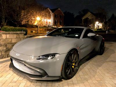 2019 Aston Martin Vantage lease in Park Ridge,NJ - Swapalease.com