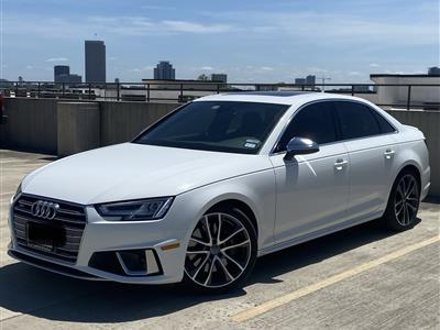 2019 Audi S4 lease in Houston,TX - Swapalease.com