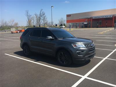 2018 Ford Explorer lease in Fairfield Twnship,OH - Swapalease.com