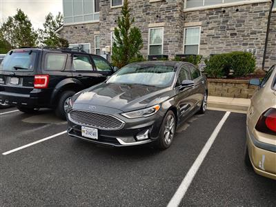 2019 Ford Fusion Hybrid lease in Richmond,VA - Swapalease.com