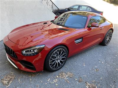 2020 Mercedes-Benz AMG GT lease in Redwood City,CA - Swapalease.com