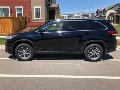 2019 Toyota Highlander lease in Denver,CO - Swapalease.com