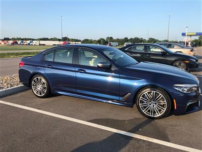 2019 BMW 5 Series lease in Weehawken,NJ - Swapalease.com