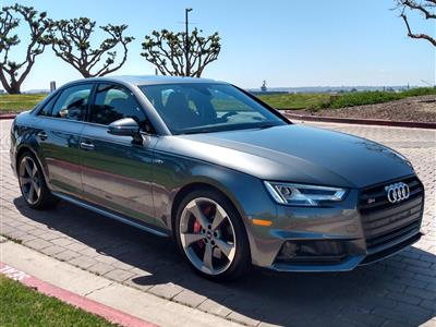 2018 Audi S4 lease in San Diego,CA - Swapalease.com