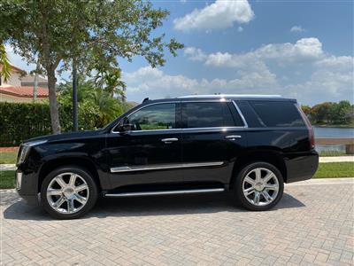 2017 Cadillac Escalade lease in Parkland ,FL - Swapalease.com