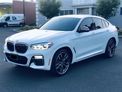 2019 BMW X4 lease in Somerset ,NJ - Swapalease.com