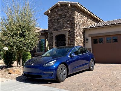 2019 Tesla Model 3 lease in Queen Creek,AZ - Swapalease.com