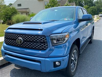 2020 Toyota Tundra lease in Harrisburg,PA - Swapalease.com