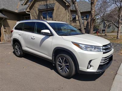 2019 Toyota Highlander lease in St. Paul,MN - Swapalease.com
