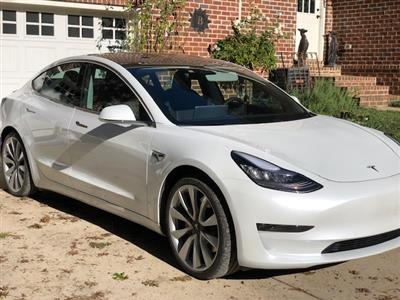 2019 Tesla Model 3 lease in Lewisburg,TN - Swapalease.com