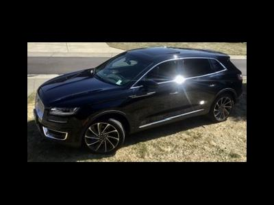 2019 Lincoln Nautilus lease in Sartell,MN - Swapalease.com