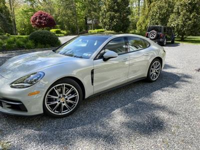 2020 Porsche Panamera lease in Oyster Bay Cove,NY - Swapalease.com