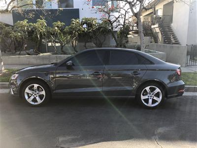 2018 Audi A3 lease in Santa Monica,CA - Swapalease.com