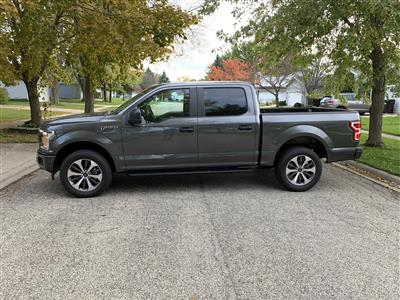 2019 Ford F-150 lease in Mchenry,IL - Swapalease.com