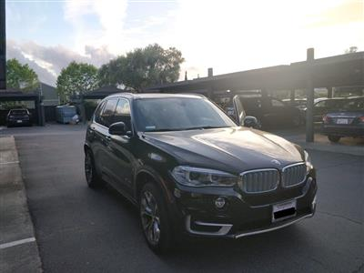 2018 BMW X5 lease in Foster City,CA - Swapalease.com