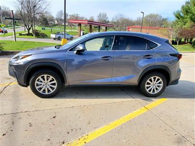 2020 Lexus NX 300 lease in Des Moines,IA - Swapalease.com