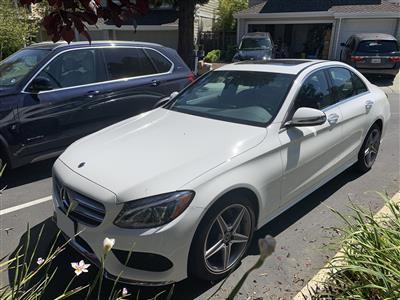 2018 Mercedes-Benz C-Class lease in Cuprtino,CA - Swapalease.com