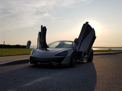 2018 McLaren 570S Spider lease in Springfield ,NJ - Swapalease.com