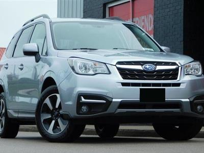 2018 Subaru Forester lease in Los Angeles,CA - Swapalease.com