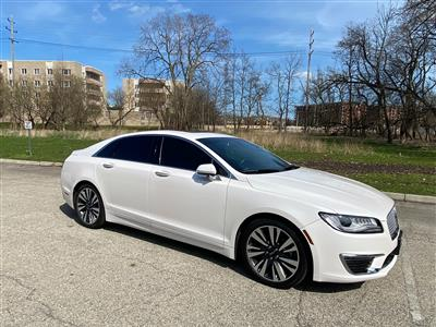 2018 Lincoln MKZ lease in Morton Grove,IL - Swapalease.com