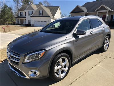 2020 Mercedes-Benz GLA SUV lease in Parkton,NC - Swapalease.com