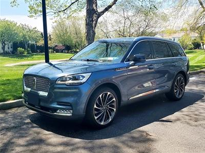 2020 Lincoln Aviator lease in Port Jefferson Station,NY - Swapalease.com