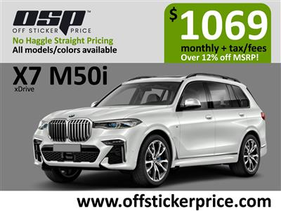 2020 BMW X7 lease in Englewood Cliffs,NJ - Swapalease.com