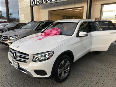2019 Mercedes-Benz GLC-Class lease in Chino,CA - Swapalease.com