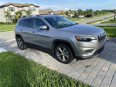 2019 Jeep Cherokee lease in Estero,FL - Swapalease.com