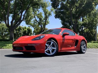 2019 Porsche 718 lease in Rancho Cucamonga,CA - Swapalease.com