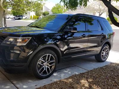 2019 Ford Explorer lease in LAS VEGAS,NV - Swapalease.com