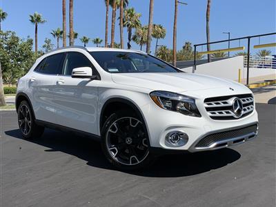 2019 Mercedes-Benz GLA SUV lease in Rancho Cucamonga,CA - Swapalease.com