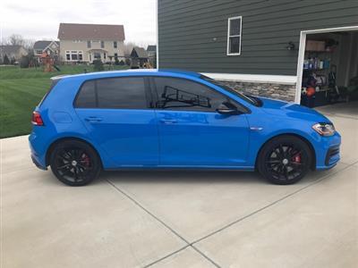 2019 Volkswagen Golf GTI lease in Zionsville,IN - Swapalease.com