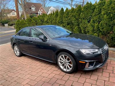 2019 Audi A4 lease in Rye,NY - Swapalease.com