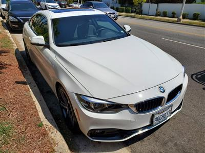 2018 BMW 4 Series lease in los angeles,CA - Swapalease.com