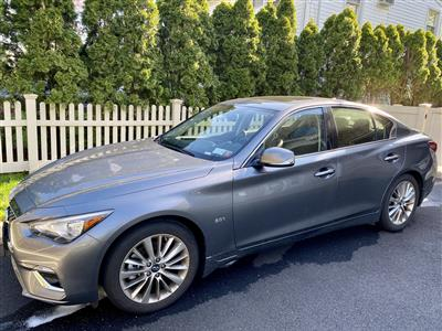 2019 Infiniti Q50 lease in Syosset,NY - Swapalease.com