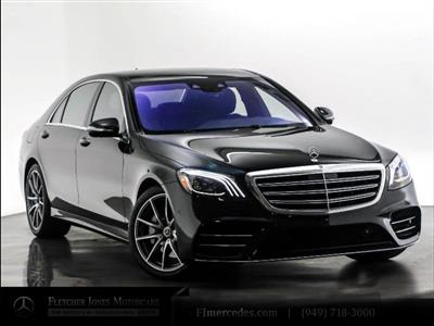 2018 Mercedes-Benz S-Class lease in Beverly Hills,CA - Swapalease.com