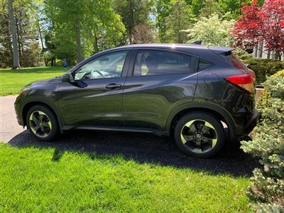 2018 Honda HR-V lease in Cincinnati,OH - Swapalease.com