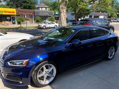 2019 Audi A5 Sportback lease in ASTORIA,NY - Swapalease.com