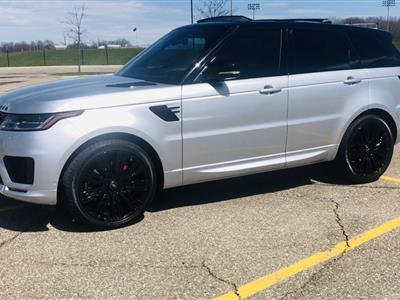2019 Land Rover Range Rover Sport lease in Plymouth,MI - Swapalease.com