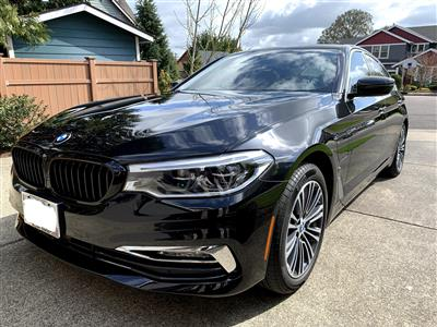 2018 BMW 5 Series lease in North Plains,OR - Swapalease.com