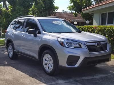 2019 Subaru Forester lease in Miami,FL - Swapalease.com