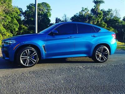2019 BMW X6 M lease in SARASOTA,FL - Swapalease.com