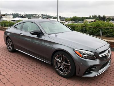 2019 Mercedes-Benz C-Class lease in Seattle,WA - Swapalease.com