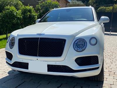 2019 Bentley Bentayga lease in BEVERLY HILLS,CA - Swapalease.com