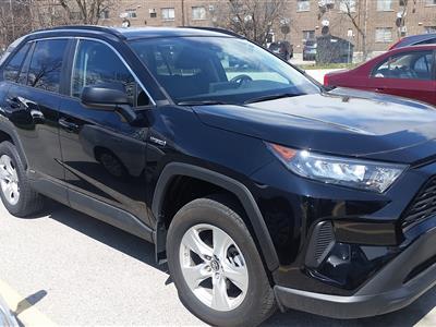 2019 Toyota RAV4 lease in GLENVIEW,IL - Swapalease.com