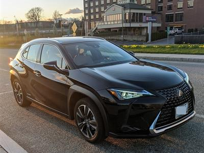 2019 Lexus UX lease in Providence,RI - Swapalease.com