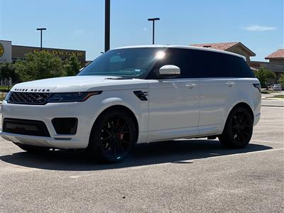2019 Land Rover Range Rover Sport lease in Lakeway,TX - Swapalease.com