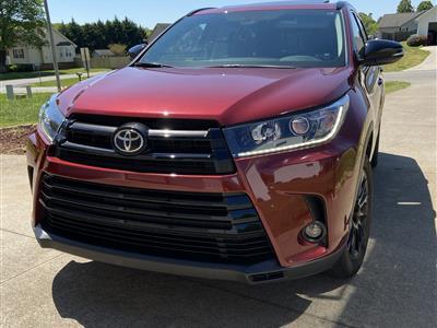 2019 Toyota Highlander lease in Mocksville,NC - Swapalease.com